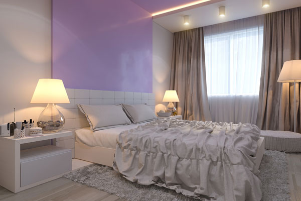 Picking The Right Accent Wall Color