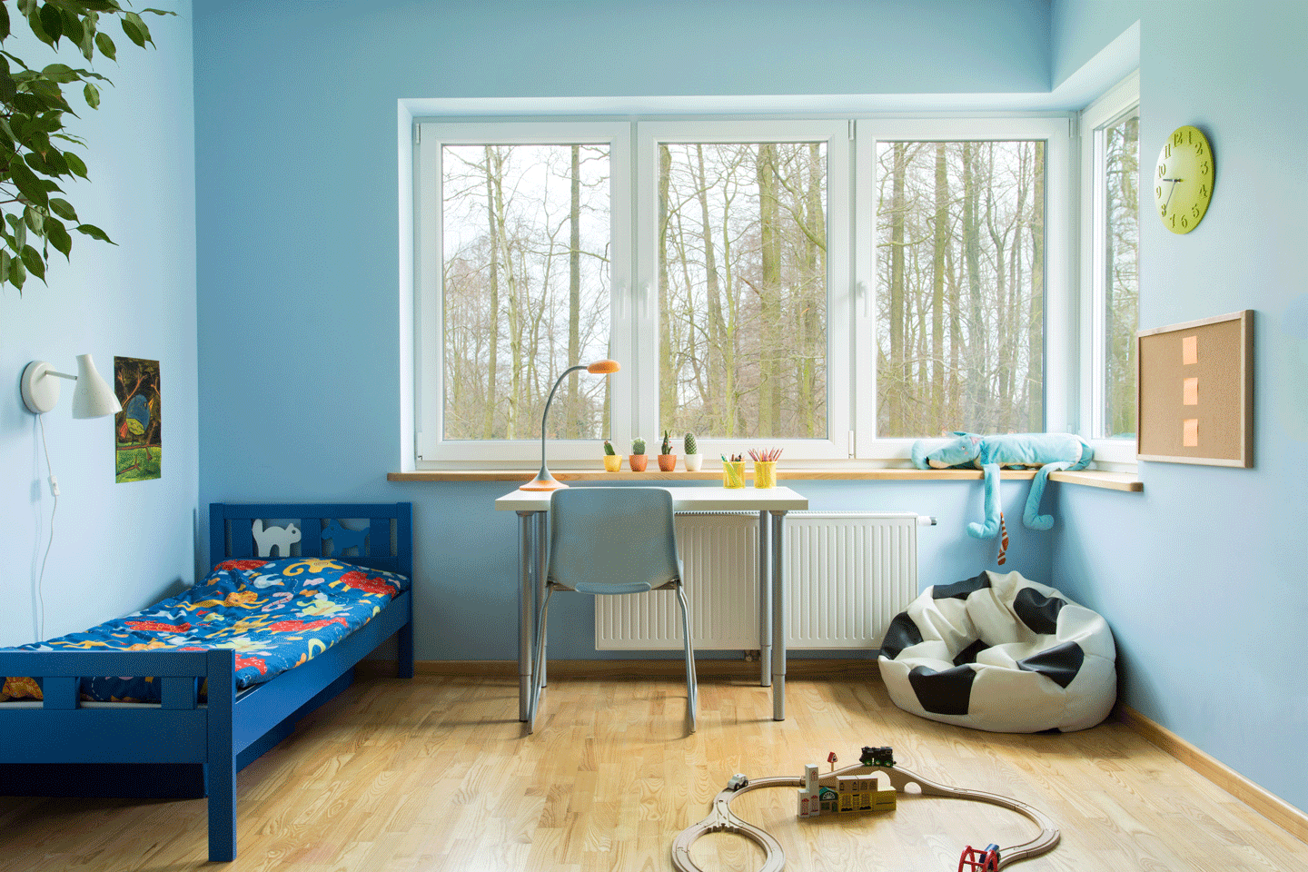 5 Things to Consider Before Painting a Child's Bedroom
