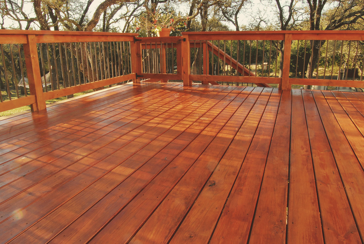 Painting or Staining A Deck: What's Best For You