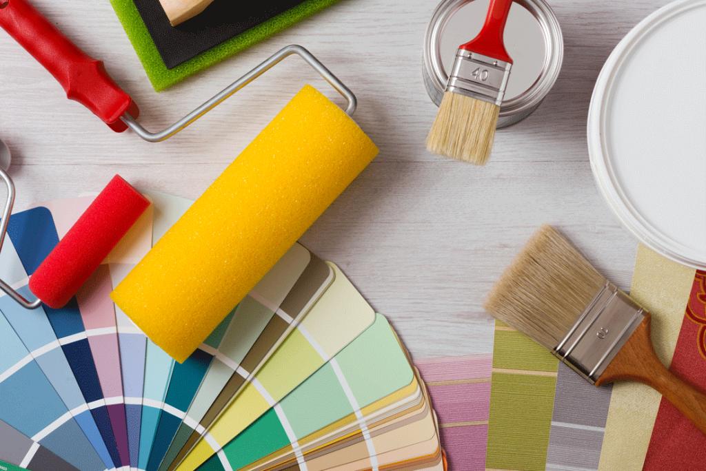 choosing paint finish